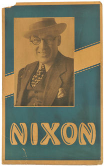 Doc Nixon Window Card